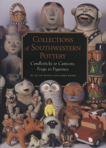 Pottery Candlestick (Collections of Southwestern Pottery:  Candlesticks to Canteens, Frogs to Figurines)