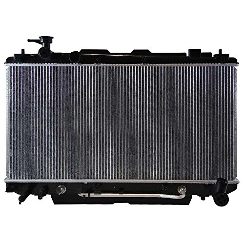 Prime Choice Auto Parts RK919 New Complete Aluminum Radiator ()