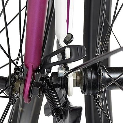 BTWIN Bicicleta Plegable Aluminio 2017 4 colores + REGALO: Amazon.es: Deportes y aire libre