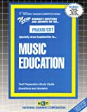 Music Education, Rudman, Jack, 0837384214