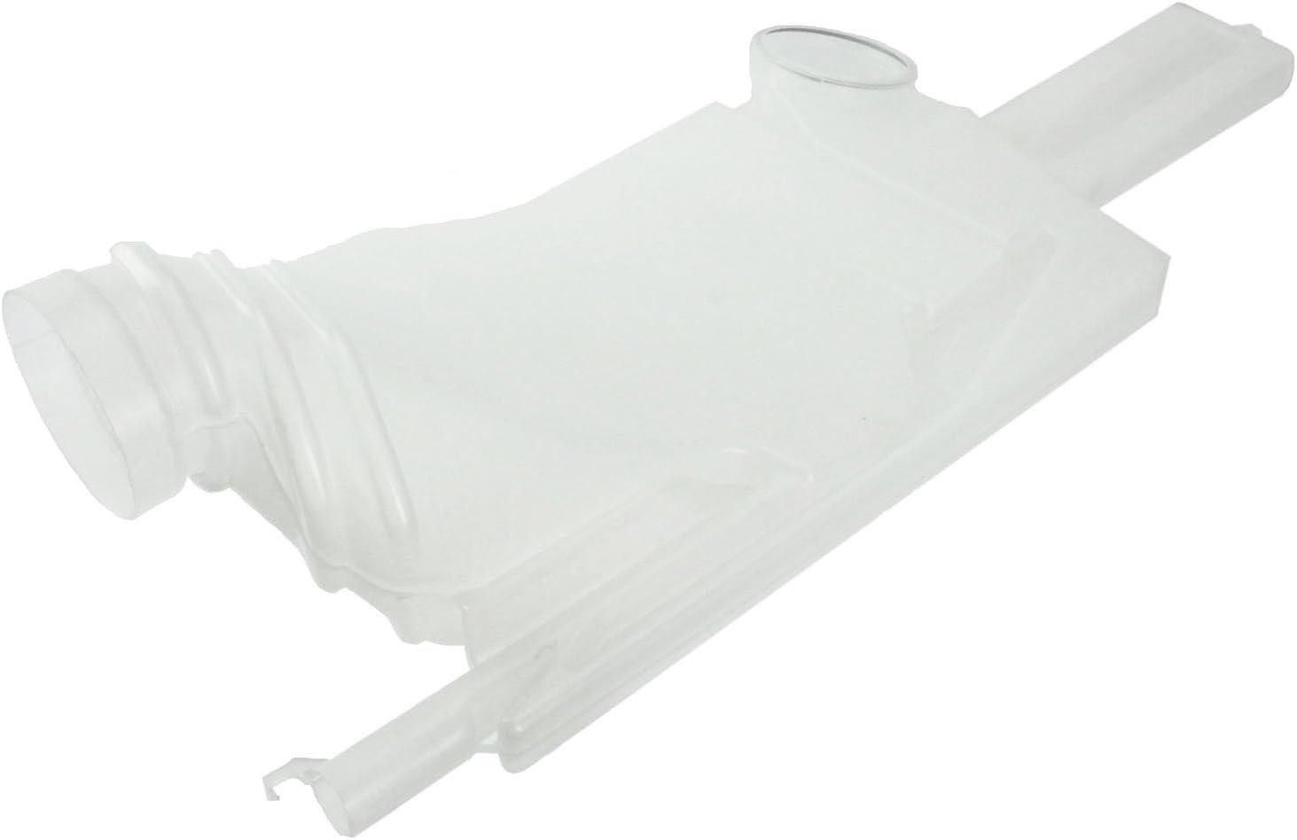 Zanussi lavadora-secadora plástico condensador de vapor
