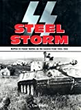 Front cover for the book SS Steel Storm: Waffen-SS Panzer Battles on the Eastern Front 1943-1945 by Tim Ripley