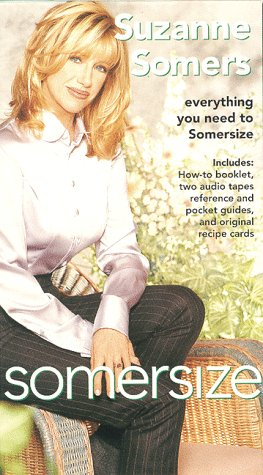 Somersize By Suzanne Somers [VHS]