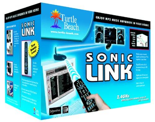 SonicLink 2.4 GHz Remote Digital Music System