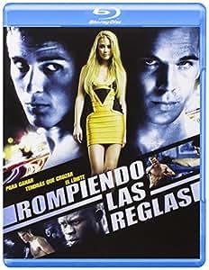 Rompiendo Las Reglas (Bd) [Blu-ray]