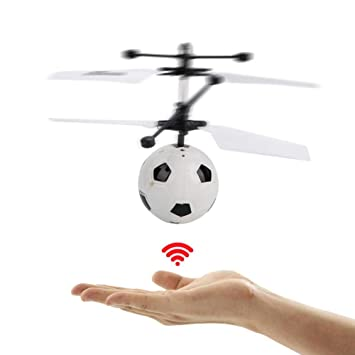 Flying Ball Juguete Helicopter Ball Infrared Induction Helicopter ...