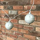 Groovy Uk Star Wars Death Star 3D String Lights