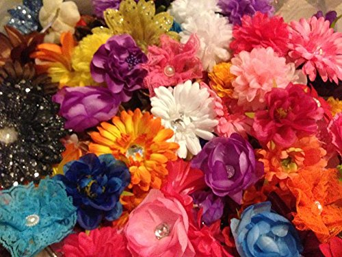 Tacies-Boutique-Brand-150-Assorted-Flower-Heads-1