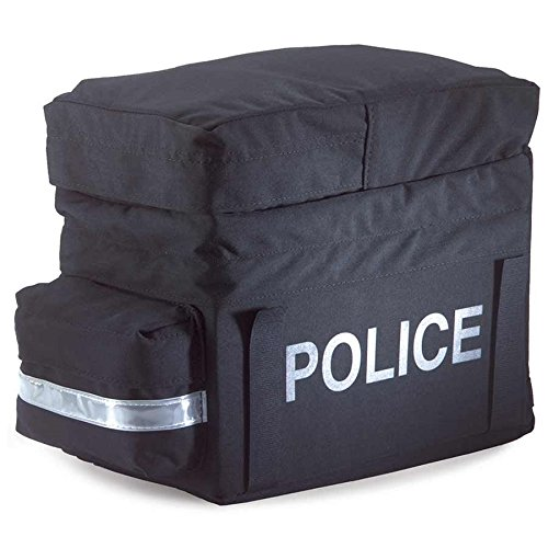 Inertia Designs Police Rack Trunk W/ Pocket by Inertia Designs B005DTIO38