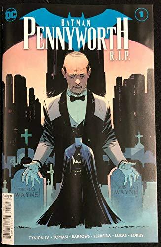 Batman Pennyworth RIP (2020) #1 VF/NMNM (9.0) or better