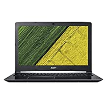 "Acer Canada A515-41G-11FF Aspire 5 15.6"" Notebook, 2.7 GHz AMD A12-9720P, 1 TB HDD, 8 GB DDR4, Windows 10 Home"
