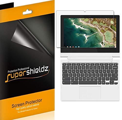 Supershieldz (3 Pack) for Lenovo Chromebook C330 11.6 inch Screen Protector, Anti Glare and Anti Fingerprint (Matte) Shield (Updated Version)