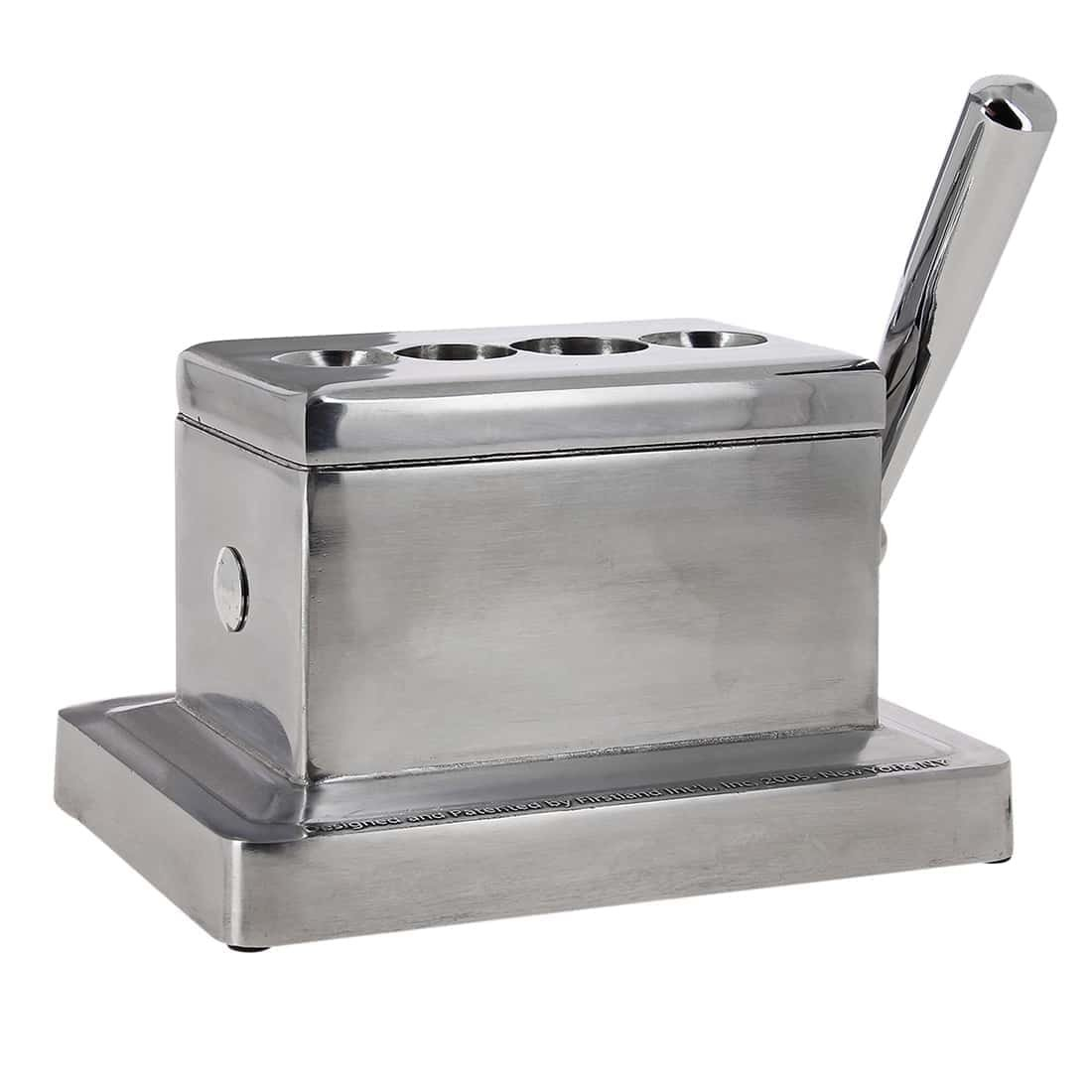 None cuban counter cigar cutter