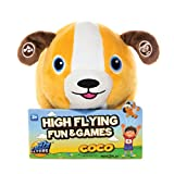 Fuzzy Flyers: Coco, Interactive Talking Plush Animal, Gets Kids Active and Away From Their Screens!