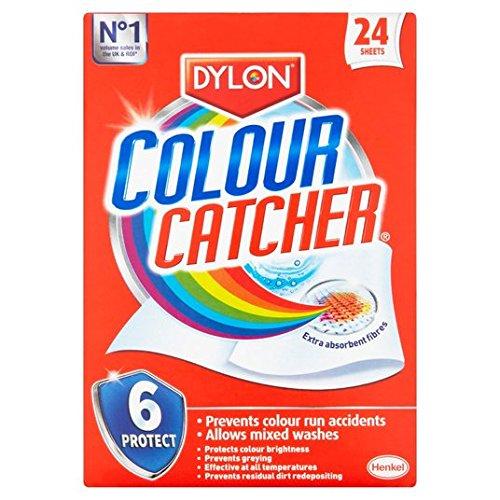 Dylon Color Catcher hojas 24 por paquete: Amazon.es: Hogar