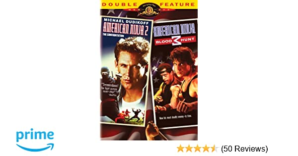 Amazon.com: American Ninja 2: The Confrontation/American ...