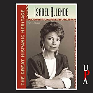 Isabel Allende Audiobook