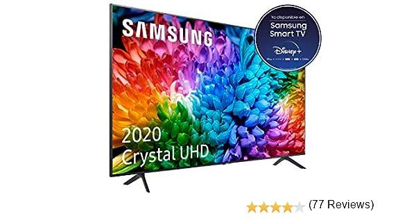 Samsung Crystal UHD 2020 50TU7105- Smart TV de 50