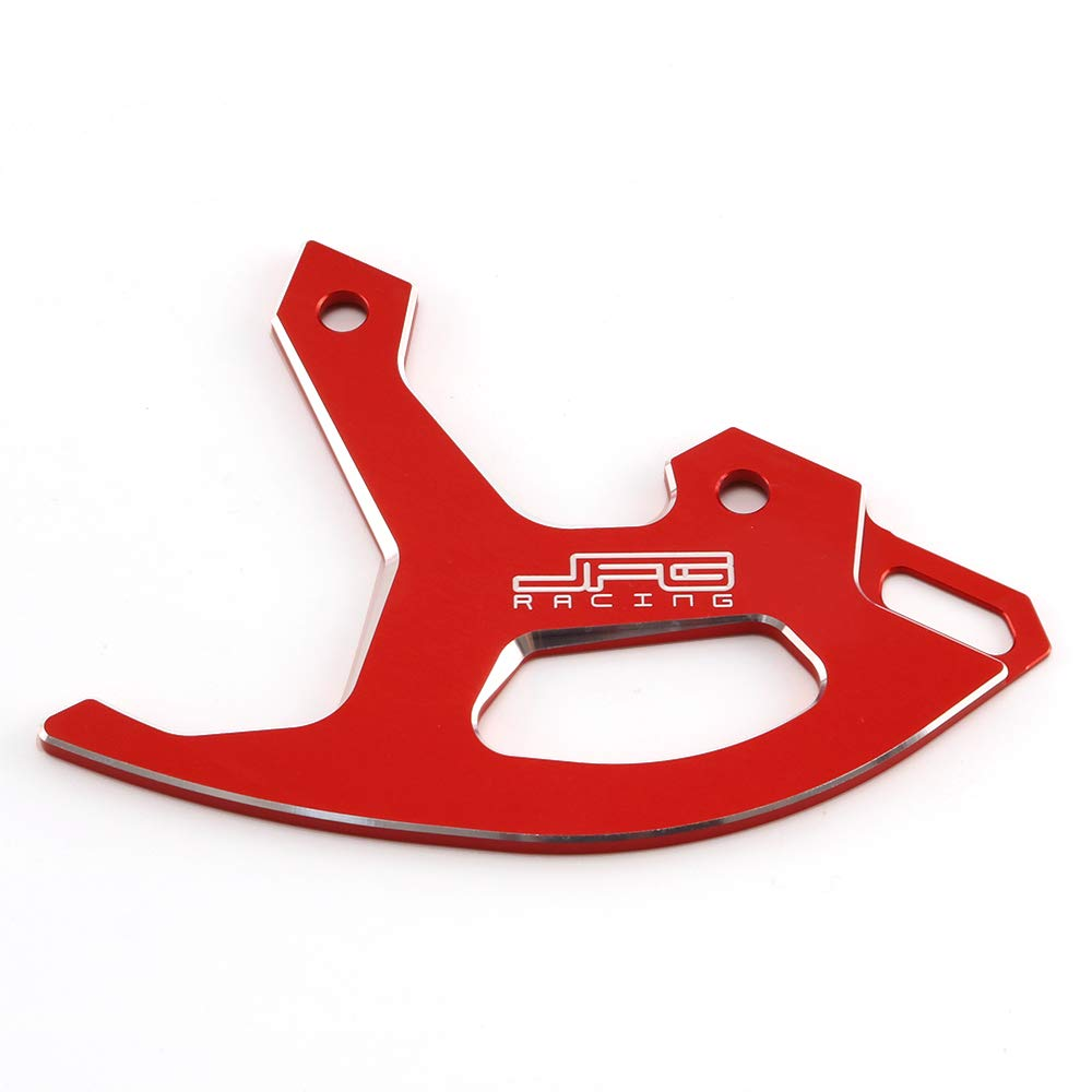 CNC Front Sprocket Cover Chain Protector Guard For YAMAHA YZ125 2005-2017 YZ125X 2017 YZ 125 125X Dirt Bike
