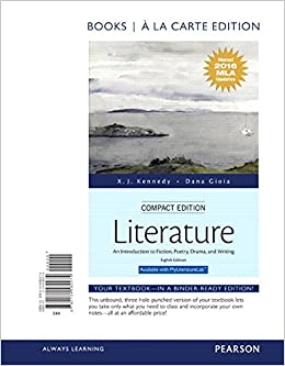 Carte Fip Canada.Literature An Introduction To Fiction Poetry Drama And