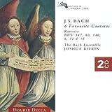 Cantatas 147, 80, 8, 140, 51 & 78