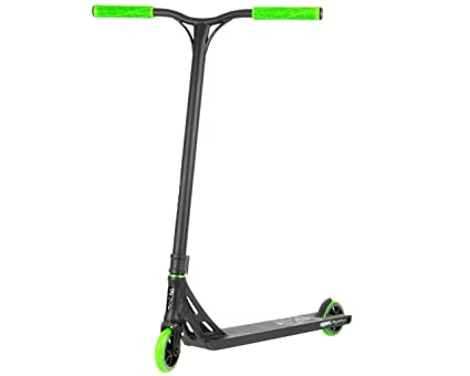 Addict Scooter Completo Equalizer Negro Verde