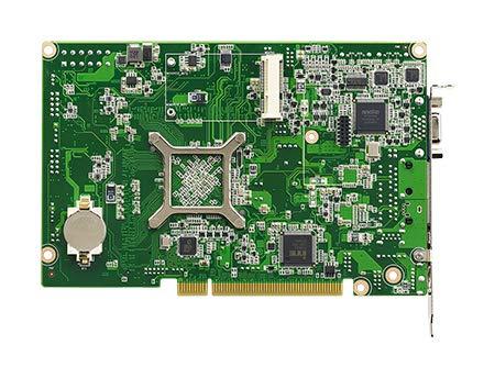 ((DMC Taiwan) PICMG 1.0 Half-Size Single Board Computers, Intel Celeron J1900/N2930 PCI Half-Size SBC with DDR3L 1333/Dual Gbe/M-SATA/4 RS-232/422/485 )