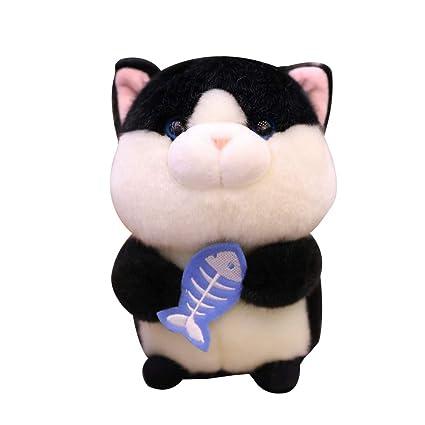 Luo-401XX Juguete De Peluche, Encantador Comer Panda Ardilla ...