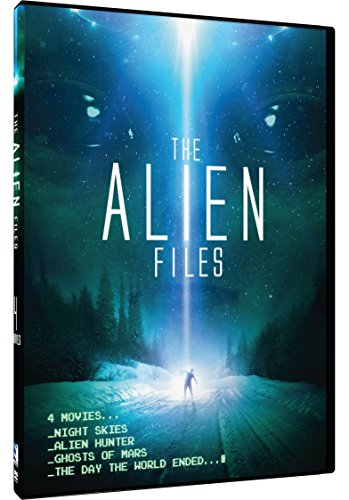 (The Alien Files - 4 Out-Of-This-World Movies)