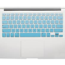 """All-inside Aqua Ombre Keyboard Skin for MacBook Pro 13"""" 15"""" 17"""" (with or without Retina Display) / MacBoook Air 13"""""""