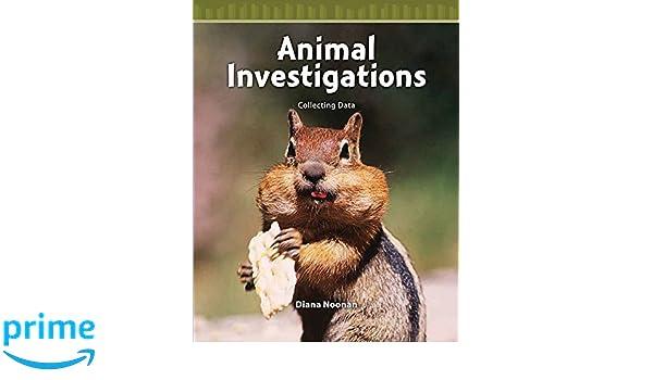 Amazon.com: Animal Investigations: Level 4 (Mathematics Readers ...