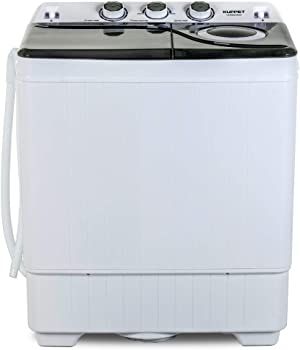 KUPPET Twin Tub Washing Machine, 26lbs