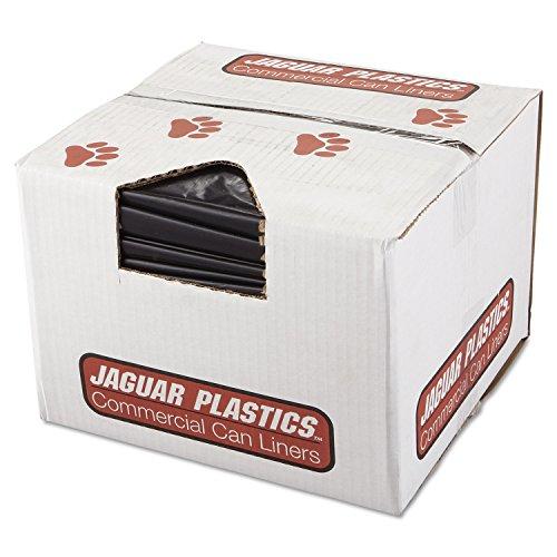 JAGR3858HH - Jaguar Plastics Repro Low-Density Can Liners