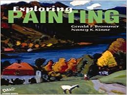Book Exploring Painting