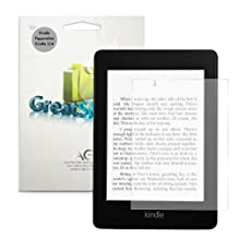 GreatShield (3 Pack) Ultra Anti-Glare (Matte) Screen Protector Film Shield for Amazon Kindle Paperwhite, Kindle (2011) / 2nd Gen, Kindle Touch and Kobo Aura Edition 2