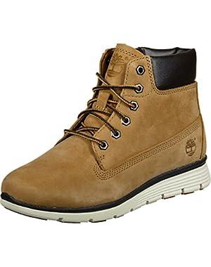 Killington Youth Wheat Nubuck Ankle Boots