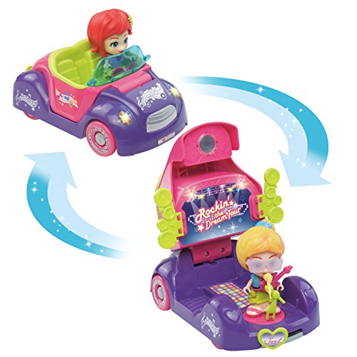 VTech Flipsies Jazz's Convertible and Stage