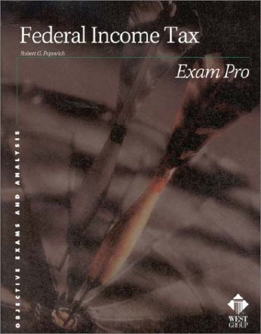 Federal Income Tax Exam Pro®