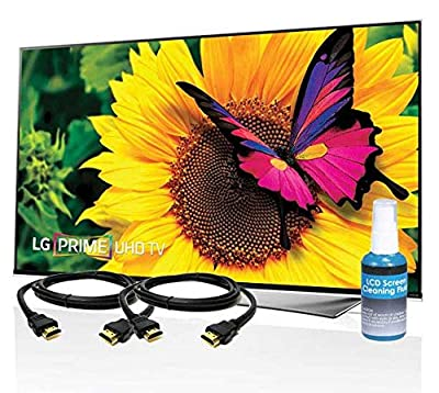 LG Electronics 65UF9500 65-Inch 4K Ultra HD 3D Smart LED TV
