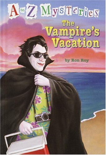 A to Z Mysteries: The Vampire's Vacation (A Stepping Stone Book(TM)) ebook