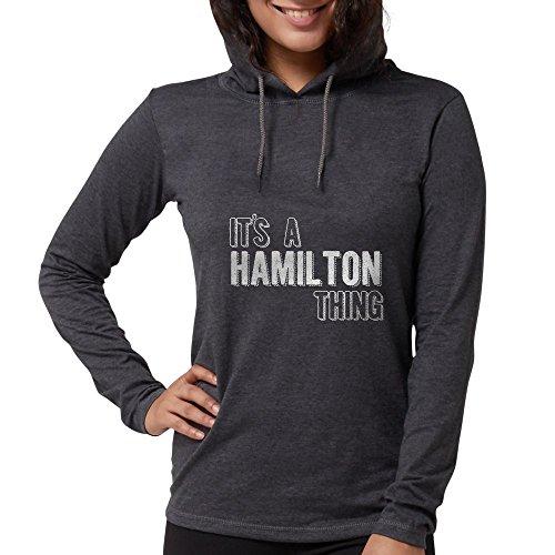 CafePress - Its A Hamilton Thing Long Sleeve T-Shirt - Womens Hooded Shirt