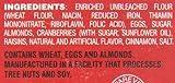 Thin Addictives Almond Thins