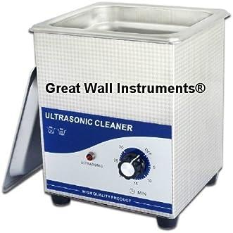 80W 2.0L Ultrasonic Cleaner 110V/220V Degassing function and digital display Eyeglasses Jewelry Cleaner