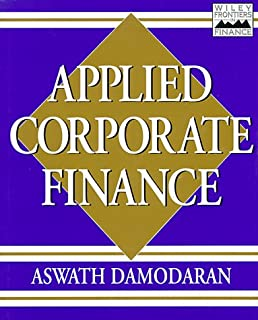 buy applied corporate finance a user s manual trade wiley rh amazon in