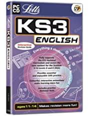 Letts KS3 English Interactive Revision Guide (Ages 11-14) (PC)