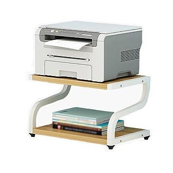 QEE Rack de Almacenamiento de Archivos de Impresora Multifunción ...