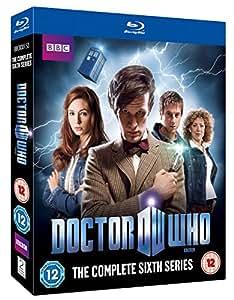 Doctor Who - Complete Series 6 Box Set [Reino Unido] [Blu-ray]