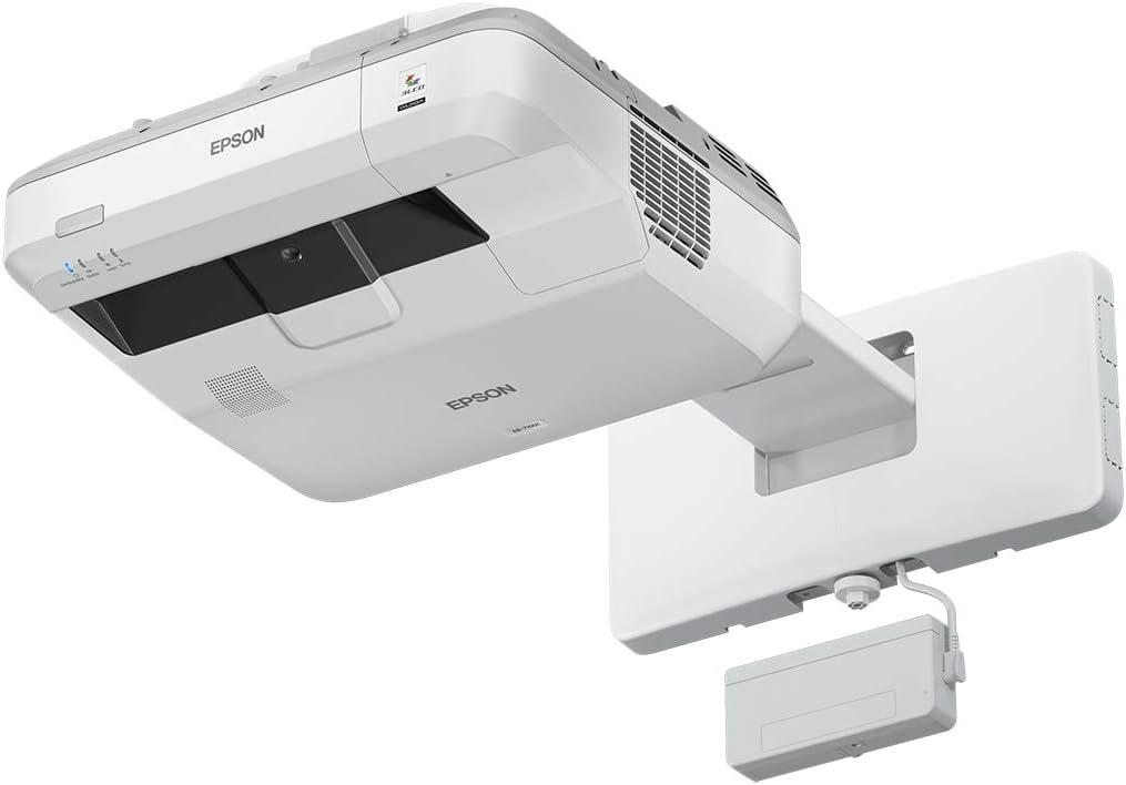 Epson EB-710Ui Video - Proyector (4000 lúmenes ANSI, 3LCD, WUXGA ...