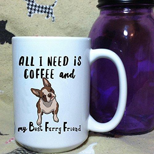 Funny Boston Terrier, Boston Terrier, Boston Terrier Gifts, Dog Coffee Mug, I Love My Dog, Dog Lover, Love Bostons, Boston Terrier Cup, 11oz, 15oz, gift