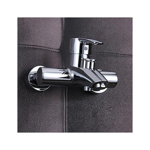 Bathtub Faucet Contemporary Brass Chrome outlet